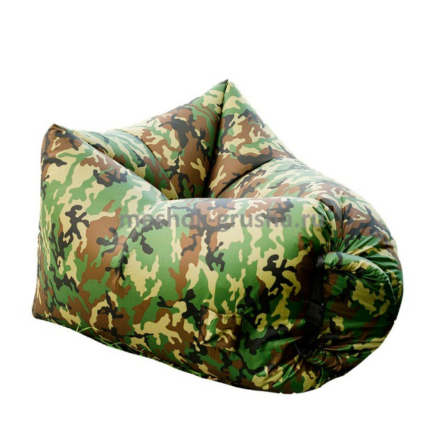 Надувное кресло AirPuf Камуфляж