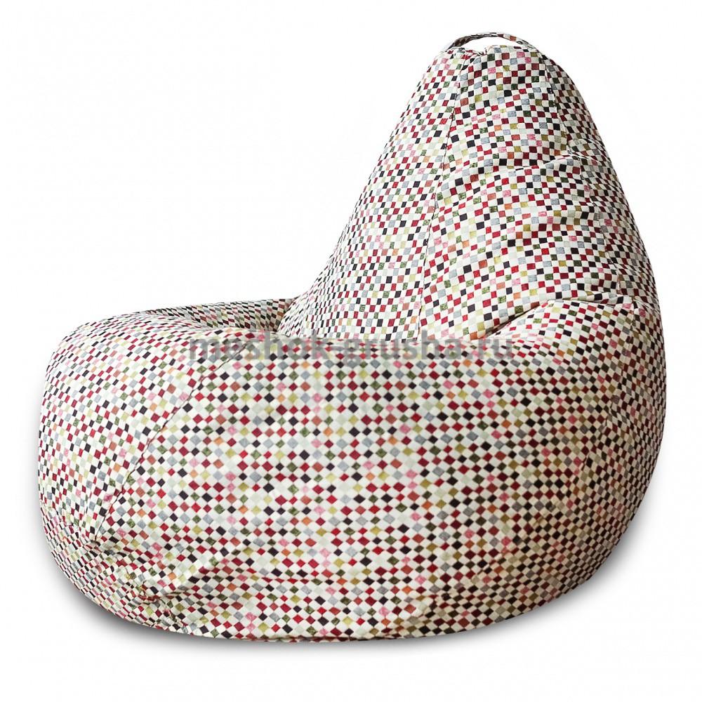 Кресло Мешок Груша Square  (2XL, Классический)