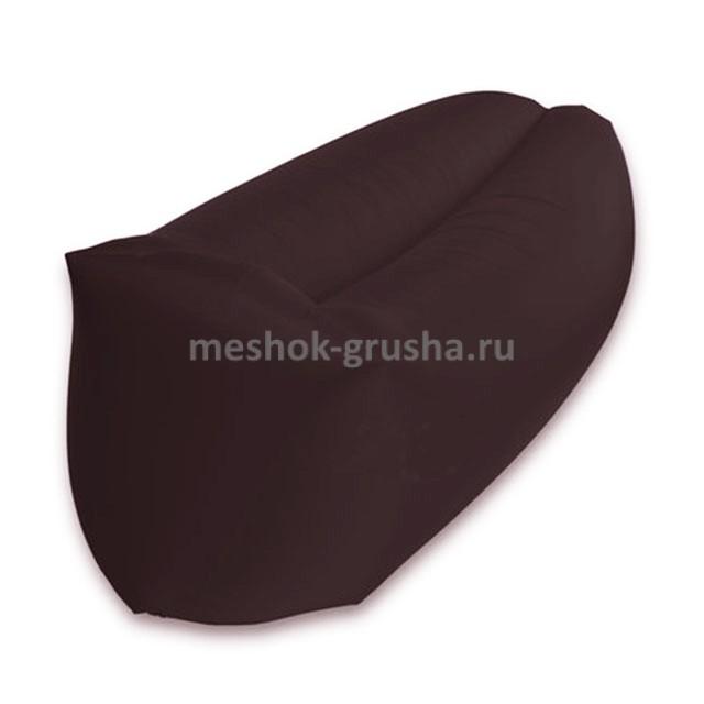 Надувной лежак AirPuf Коричневый
