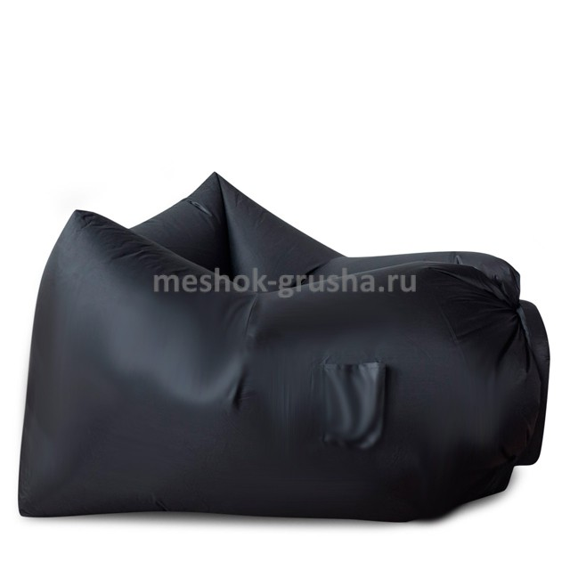 Надувное кресло AirPuf Черное