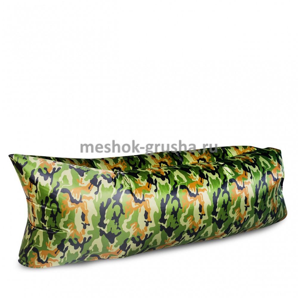 Надувной лежак AirPuf Камуфляж