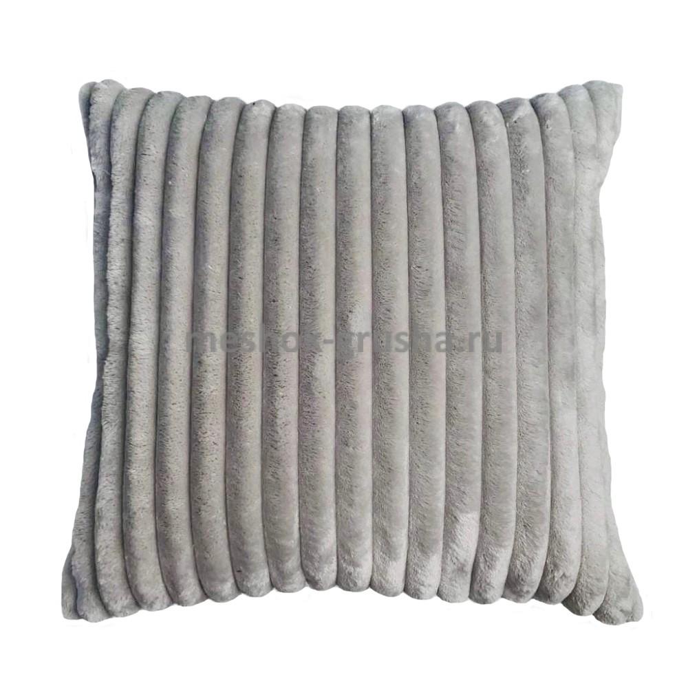 Декоративная Подушка COZY HOME Серая