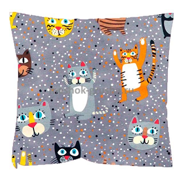 Декоративная Подушка Cats